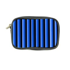 Blue Lines Background Coin Purse