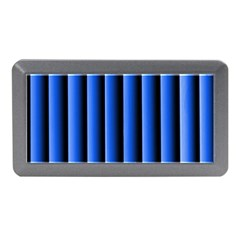 Blue Lines Background Memory Card Reader (mini)