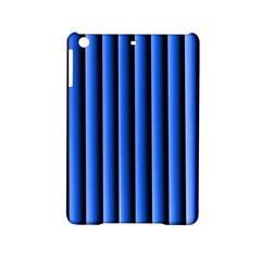 Blue Lines Background Ipad Mini 2 Hardshell Cases
