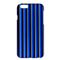Blue Lines Background Apple Iphone 6 Plus/6s Plus Hardshell Case