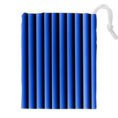 Blue Lines Background Drawstring Pouches (xxl)