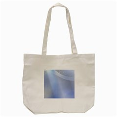 Blue Star Background Tote Bag (Cream)