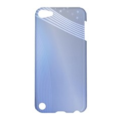 Blue Star Background Apple Ipod Touch 5 Hardshell Case