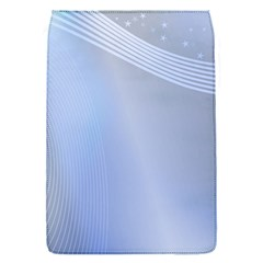 Blue Star Background Flap Covers (s)