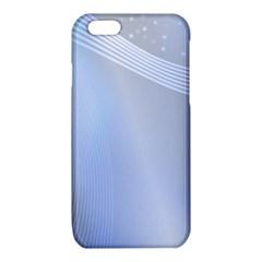 Blue Star Background iPhone 6/6S TPU Case