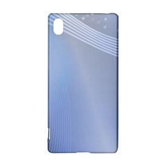 Blue Star Background Sony Xperia Z3+
