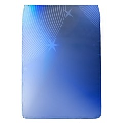 Blue Star Background Flap Covers (l)