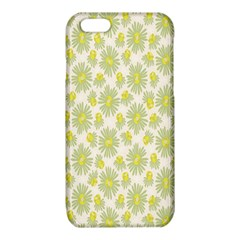 Another Supporting Tulip Flower Floral Yellow Gray iPhone 6/6S TPU Case