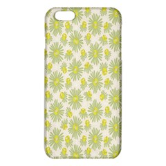 Another Supporting Tulip Flower Floral Yellow Gray iPhone 6 Plus/6S Plus TPU Case
