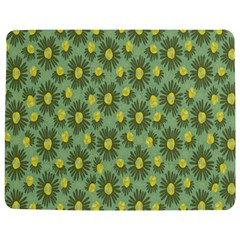 Another Supporting Tulip Flower Floral Yellow Gray Green Jigsaw Puzzle Photo Stand (Rectangular)