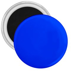 Blue Color 3  Magnets