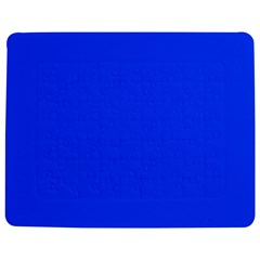 Blue Color Jigsaw Puzzle Photo Stand (Rectangular)