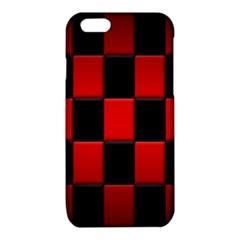 Board Red Black iPhone 6/6S TPU Case