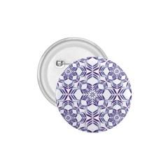 Better Blue Flower 1 75  Buttons