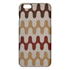 Bullard Line Fabric Chevron Wave iPhone 6 Plus/6S Plus TPU Case