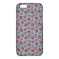 Fruit Flower Red iPhone 6/6S TPU Case
