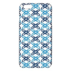 Geometri Flower iPhone 6 Plus/6S Plus TPU Case