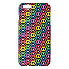 Geometric Pattern Single Page iPhone 6 Plus/6S Plus TPU Case
