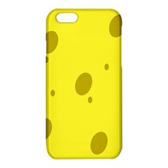 Hole Cheese Yellow iPhone 6/6S TPU Case