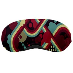 Illustration Sleeping Masks