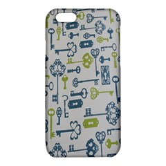 Key iPhone 6/6S TPU Case