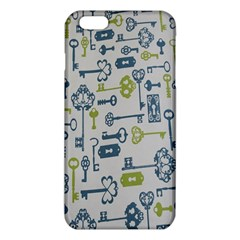 Key iPhone 6 Plus/6S Plus TPU Case