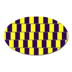 Preview Wallpaper Optical Illusion Stripes Lines Rectangle Oval Magnet
