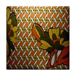Lattice Tile Coasters