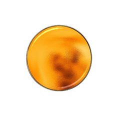 Blurred Glass Effect Hat Clip Ball Marker (10 Pack)