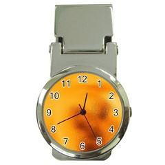 Blurred Glass Effect Money Clip Watches