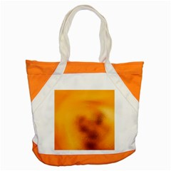 Blurred Glass Effect Accent Tote Bag