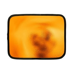 Blurred Glass Effect Netbook Case (small)