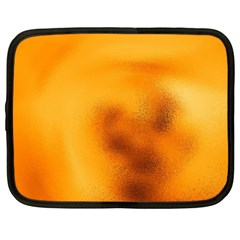 Blurred Glass Effect Netbook Case (large)