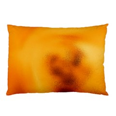 Blurred Glass Effect Pillow Case