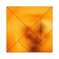 Blurred Glass Effect Acrylic Tangram Puzzle (6  X 6 )