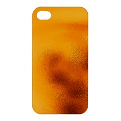 Blurred Glass Effect Apple Iphone 4/4s Premium Hardshell Case