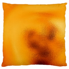 Blurred Glass Effect Large Cushion Case (one Side)