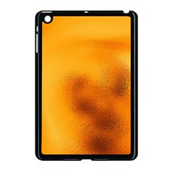 Blurred Glass Effect Apple Ipad Mini Case (black)