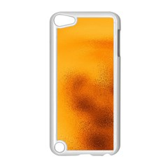 Blurred Glass Effect Apple Ipod Touch 5 Case (white)