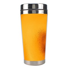 Blurred Glass Effect Stainless Steel Travel Tumblers