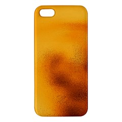 Blurred Glass Effect Iphone 5s/ Se Premium Hardshell Case