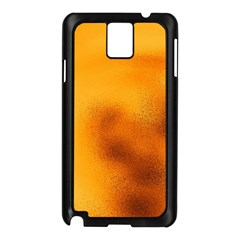 Blurred Glass Effect Samsung Galaxy Note 3 N9005 Case (black)