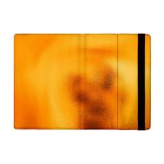 Blurred Glass Effect Ipad Mini 2 Flip Cases