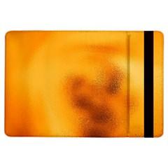 Blurred Glass Effect Ipad Air Flip