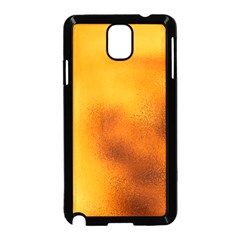 Blurred Glass Effect Samsung Galaxy Note 3 Neo Hardshell Case (black)