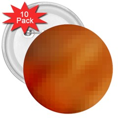 Bright Tech Background 3  Buttons (10 pack)