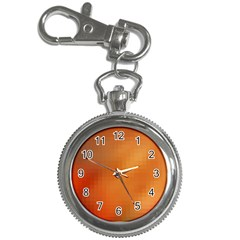 Bright Tech Background Key Chain Watches