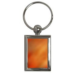 Bright Tech Background Key Chains (Rectangle)