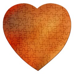 Bright Tech Background Jigsaw Puzzle (heart)