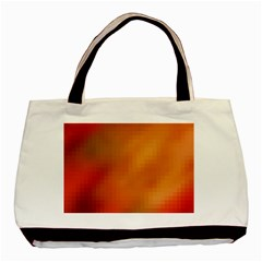 Bright Tech Background Basic Tote Bag